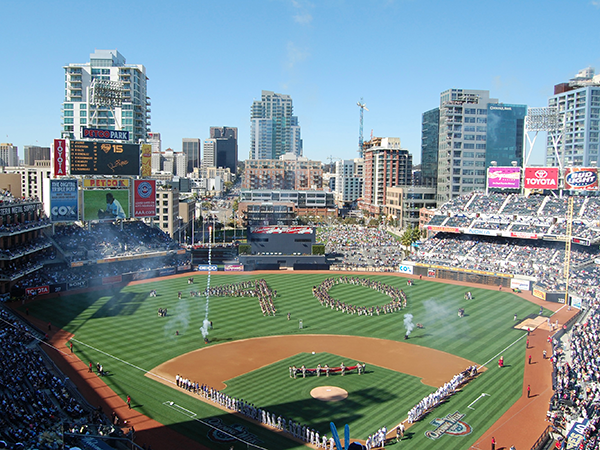 With MLB fans returning to stadiums across the country, teams are hosting Opening Day festivities mid-season.