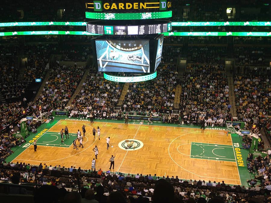 As arena capacity increases across the country, TD Garden is poised to be one of the first to reach 100%