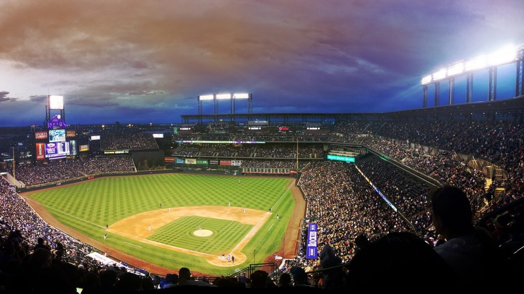The Colorado Rockies' stadium shows what parks across the country could soon look like as fans feel comfortable returning.
