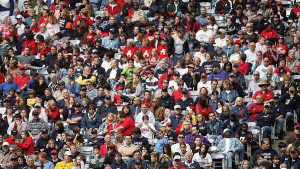 Fan incidents are occurring across sports as crowds return.