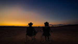 Deep in the Outback, Australia hosted its largest music festival since Covid.